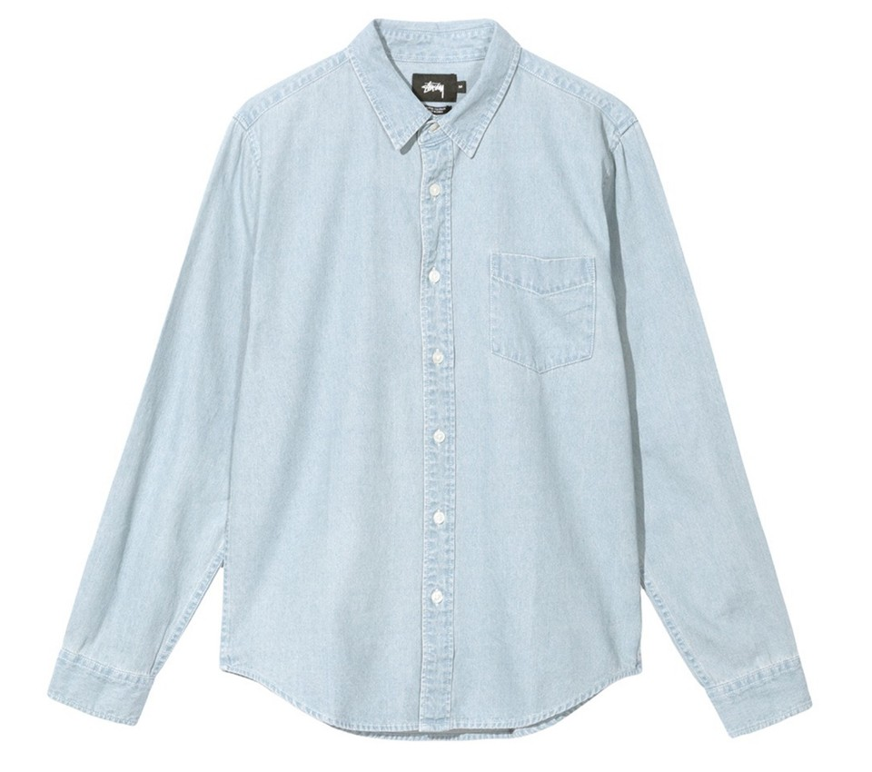 BERKELEY DENIM LS SHIRT
