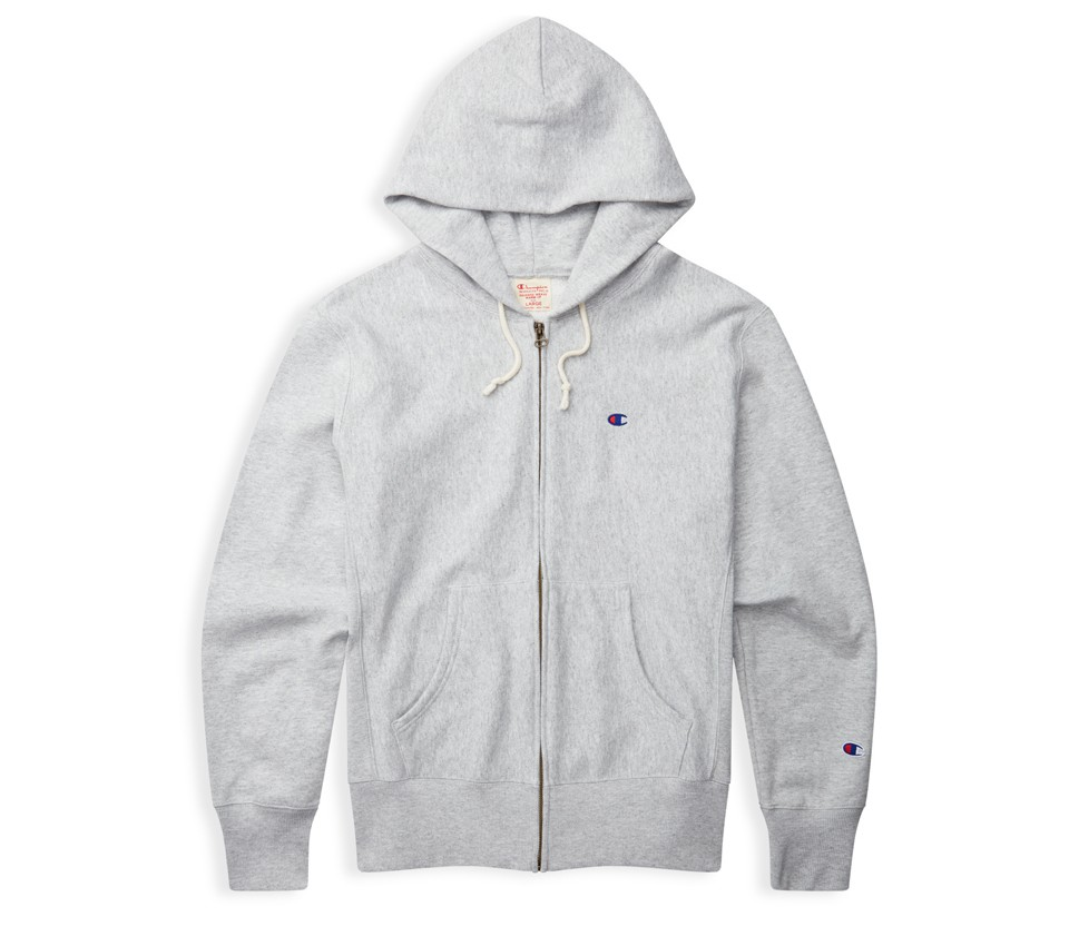 HOODED FULL ZIP