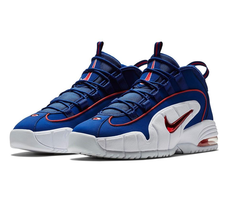 Nike Air Penny Air Max 09 Noir Bleu