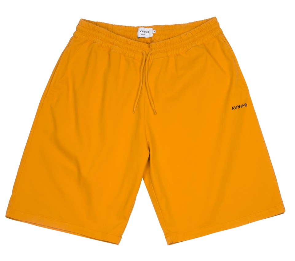 DARK ORANGE SHORT