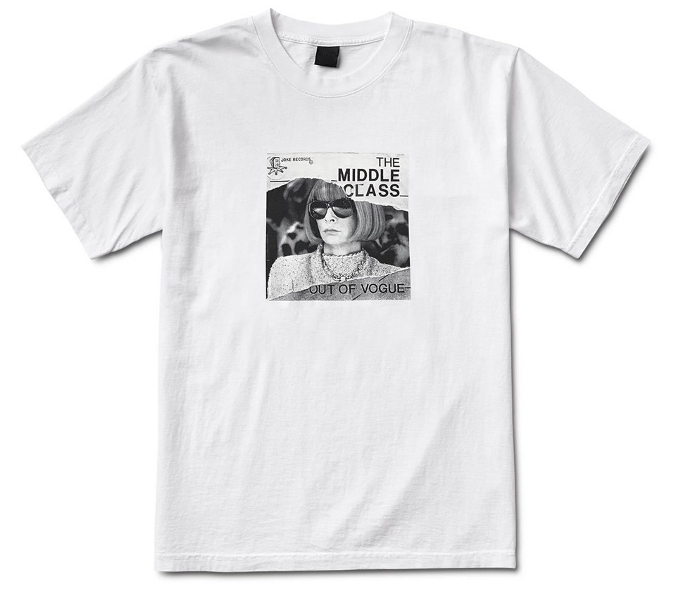 OUT OF VOGUE TEE
