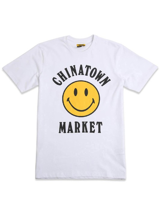 SMILEY LOGO T SHIRT