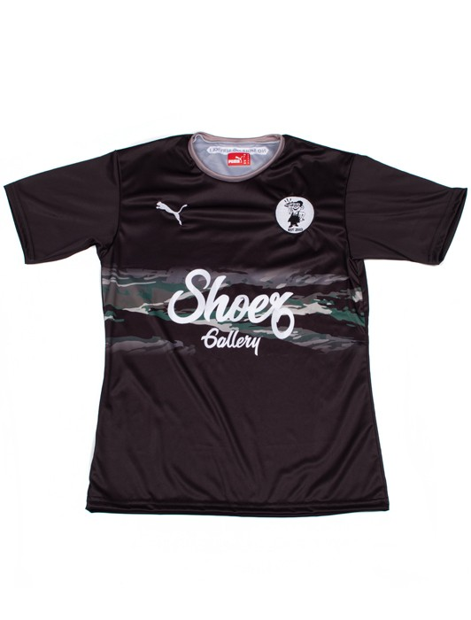 SHOEZ GALLERY F.C. JERSEY