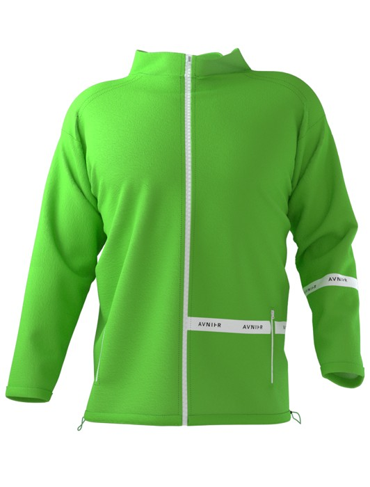 LINE POLAR RADIOACTIVE APPLE JACKET