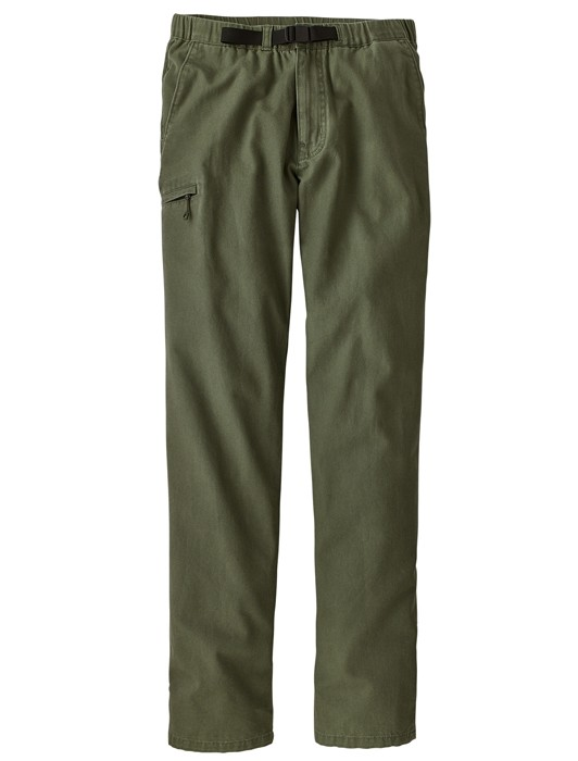 M'S ORGANIC COTTON GI PANTS