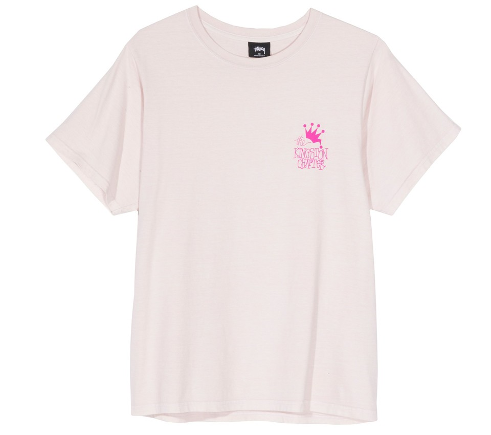 KINGSTON CHAPTER PIG DYED TEE