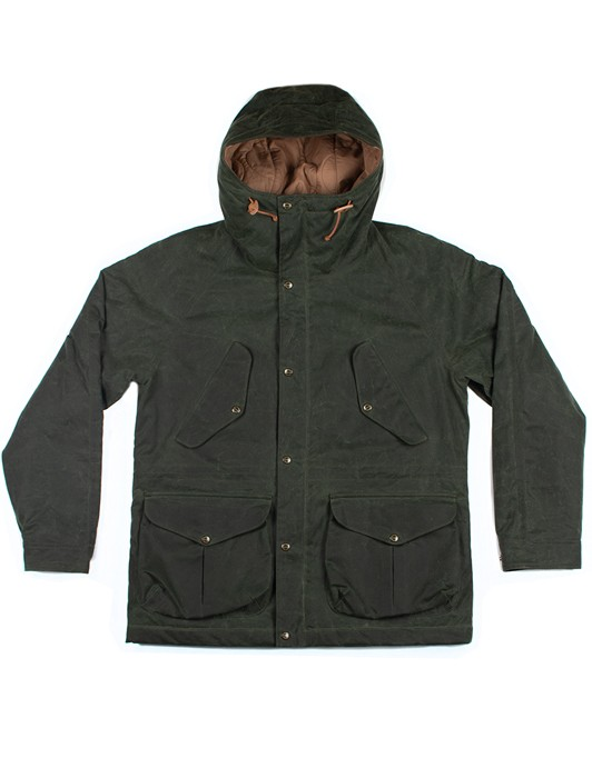 NEW FISHERMAN PARKA