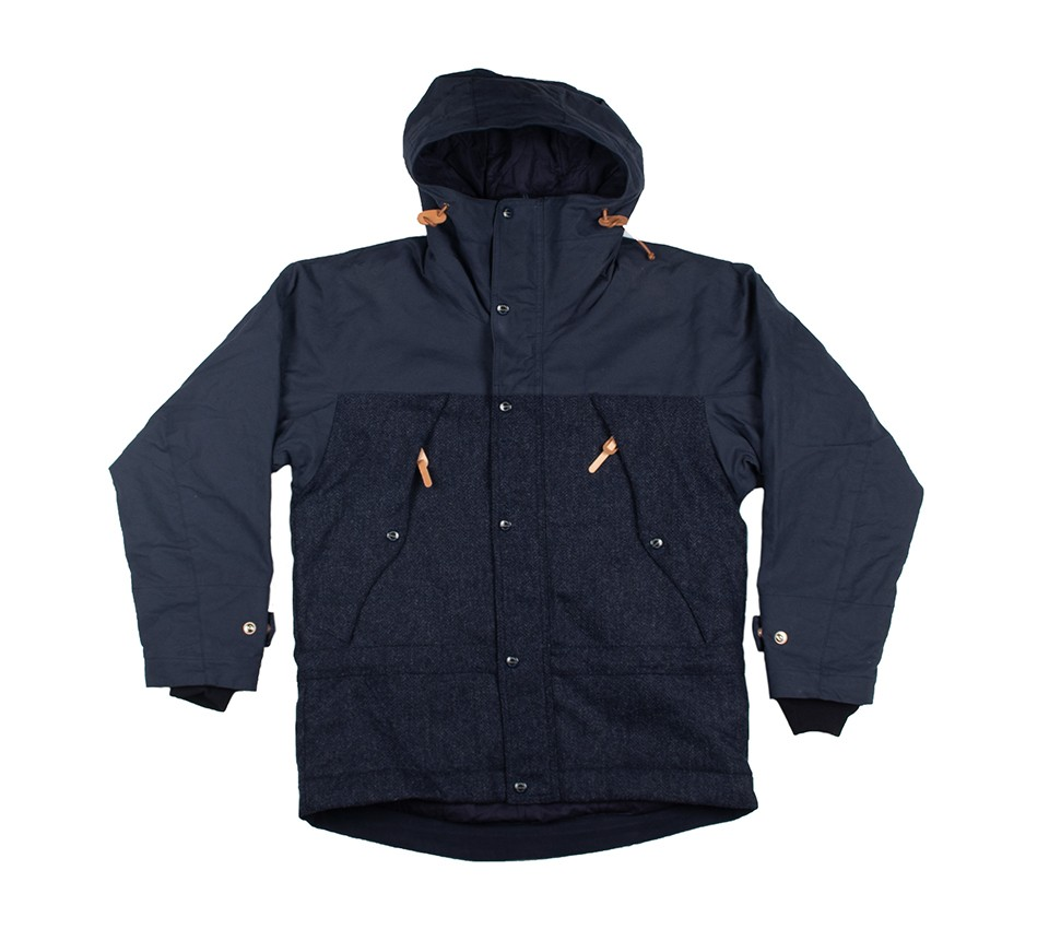TWO TONE MOUNTAIN JACKET