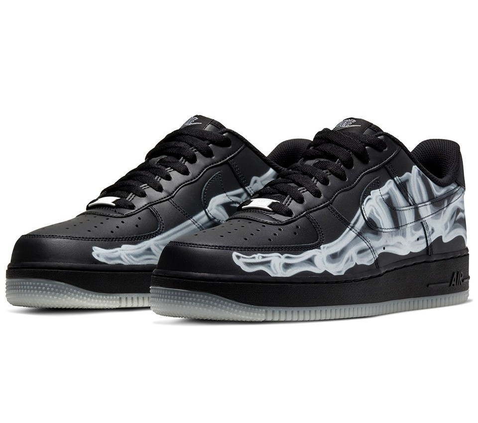 AIR FORCE 1 07 SKELETON QS