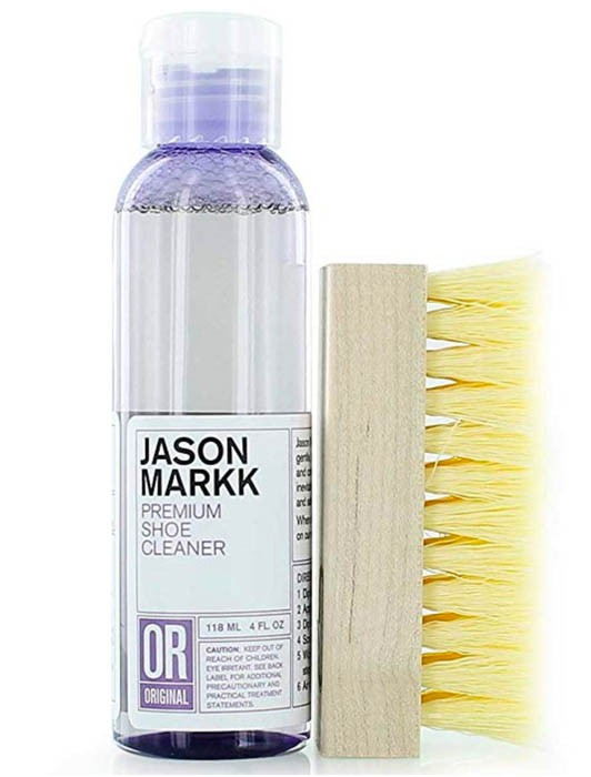 JM 4OZ PREMIUM SHOE CLEANER KIT