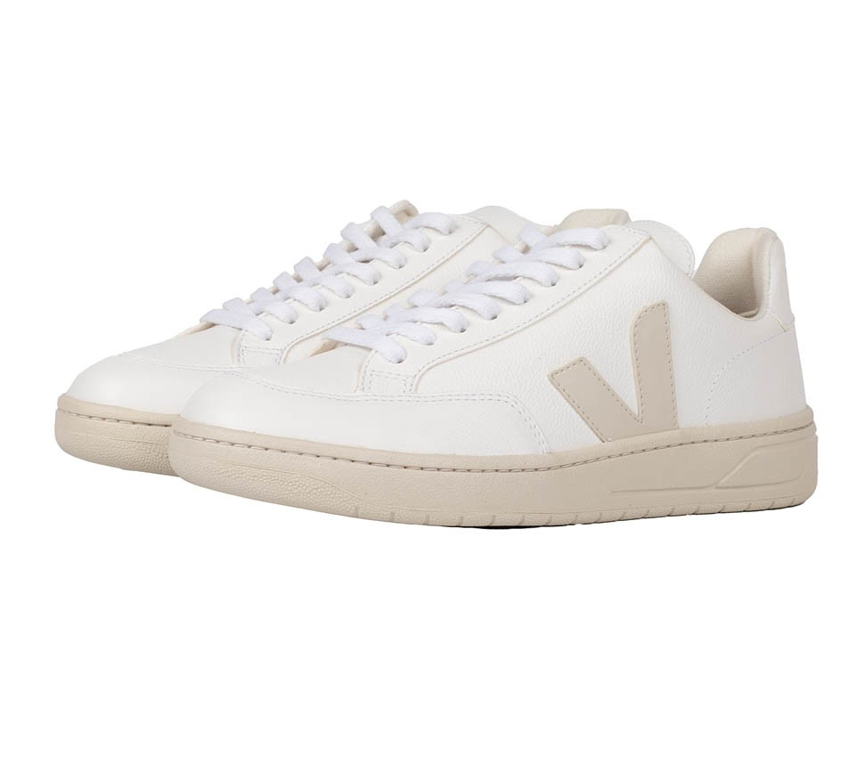 V-12 CHROMEFREE LEATHER EXTRA WHITE PIERRE