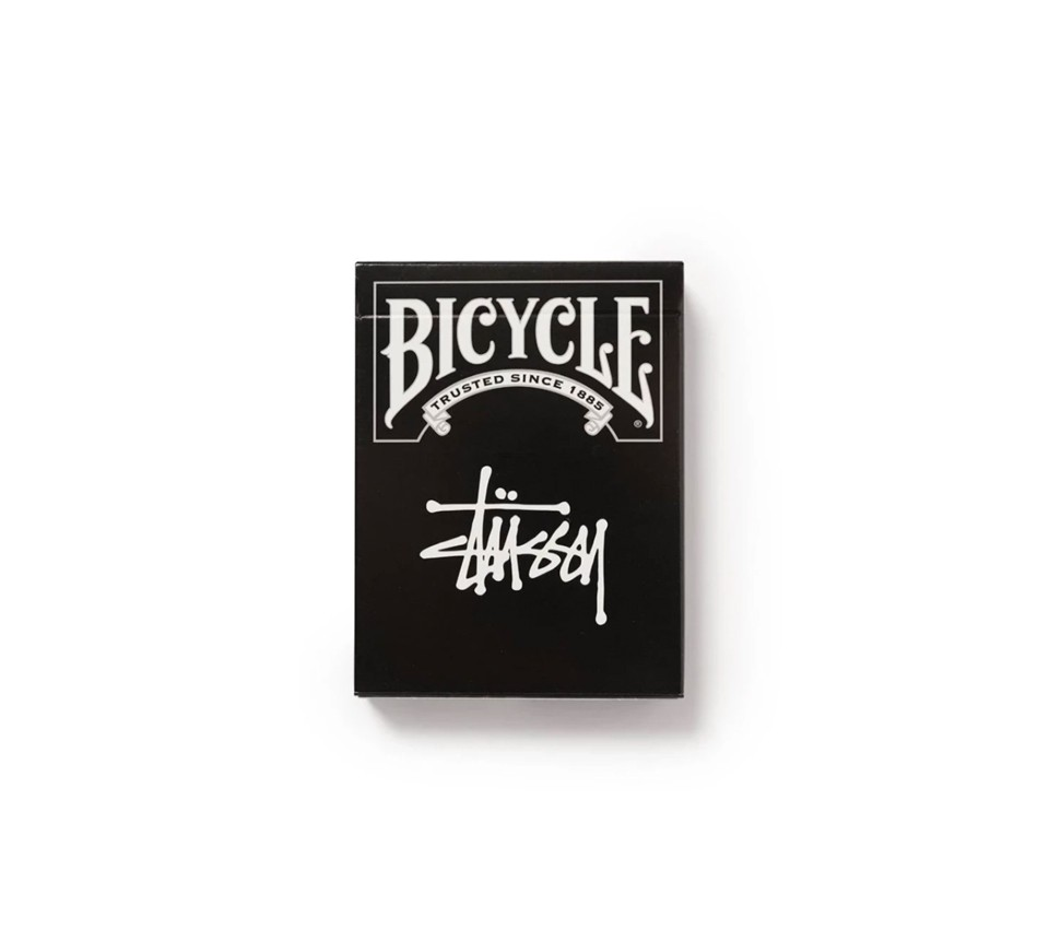 STUSSY BICYCLE PAYING CARDS