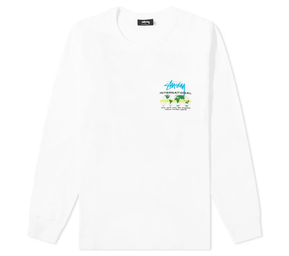 INTERNATIONAL LS TEE
