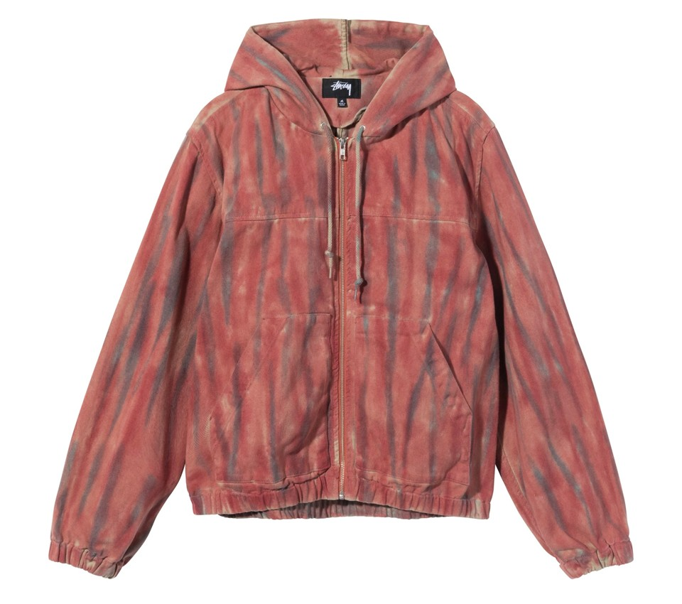 DYED WORK JACKETS