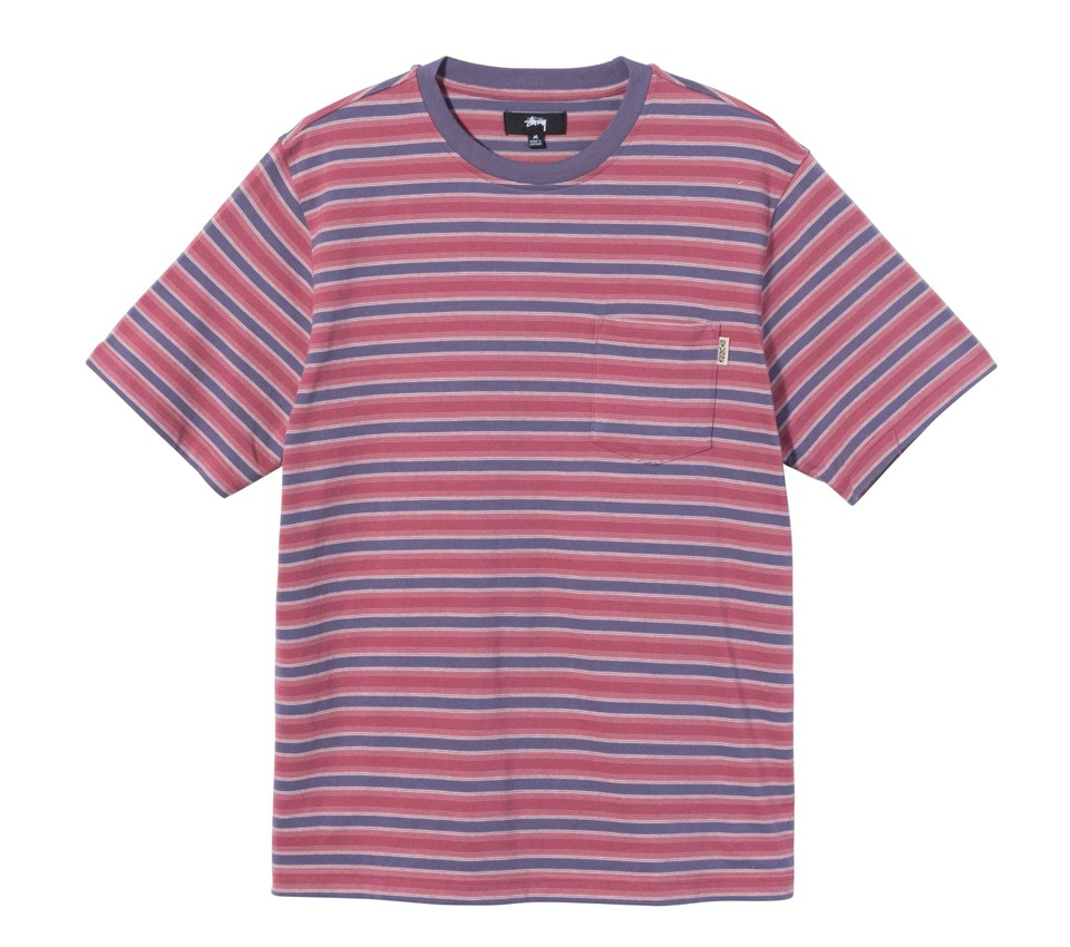 GRIFFIN STRIPE CREW