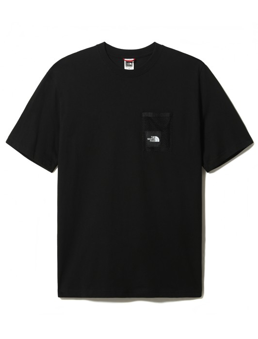 M BLACK BOX CUT TEE