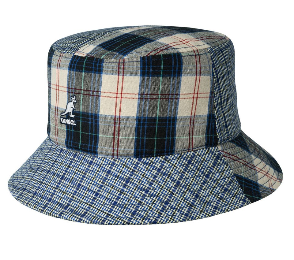 PLAID MASHUP BUCKET