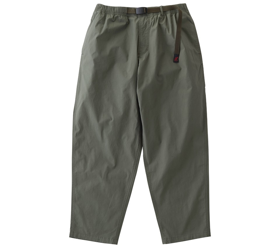 WEATHER WIDE TAPERED PANTS